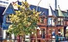 Maisons neuves rue ancienne - Jean Claude ALLIN