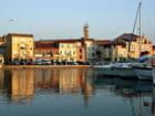 Bassin de Férrière à Martigues - Huguette Roman