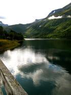 Lac de montagne par Sylvain Andlauer sur L'Internaute
