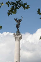 Monument des girondins - philippe lissandreau