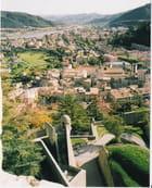Vue du haut de Sisteron - Marie-Anne Gerbe