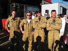 Air xpo - Muret 2011 - Les pilotes de Cartouche Doré par jean-marc puech sur L'Internaute