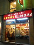 Restaurant Fleurs de Mai - ALAIN ROY