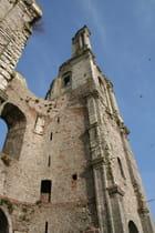 Les ruines 2 - JEAN LOUIS DUPUY