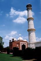 Minaret du Taj Mahal - Eric MASSON