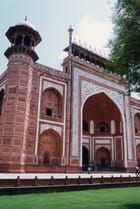 Entrée du Taj Mahal - Eric MASSON