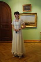 hotesse d'accueil au Palais de Gouverneur - Genevieve LAPOUX