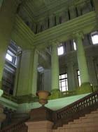 Un coin du Palais de Justice - Georgina VANDERMOSTEN