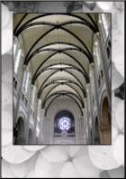 Notre-Dame-de-la-Croix de Ménilmontant par Yvette GOGUE sur L'Internaute