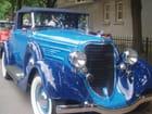 Belle voiture ancienne par Edith Wenke sur L'Internaute