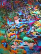 Torrent de couleurs - PHILIPPE COLAS-ADLER