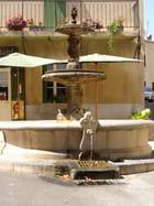 La fontaine aux tortues par Caroline SIDOBRE sur L'Internaute