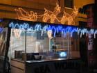 Vendeur de fruits de mer pour les fêtes - Georgina VANDERMOSTEN