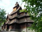 Eglise en Bois debout par ERIC LAFORGE sur L'Internaute