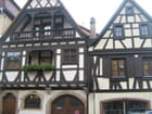 Colombages à Obernai - marie-france waltispurger