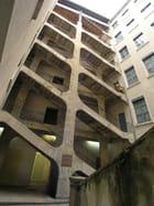 Escalier monumental - Francois TRINEL