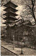 La tour Japonaise - jean claude audouin