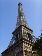 La tour Eiffel - Béatrice GARNIER