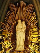 La Vierge Marie. - jean-marc puech