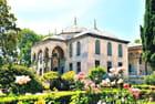 Palais de Topkapi, bibliothèque d'Ahmet III. - Alice AUBERT
