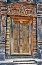 Porte du Temple - Jean Claude ALLIN