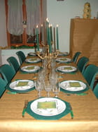Table de Noël - Nestor Robin