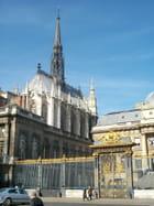 Saint-Chapelle et Palais de Justice - Pierre MILLET