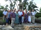 Devant l'oratoire Saint Roch - gerard pennachi