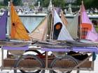 Petits bateaux - catherine guillomaud