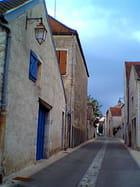 Rue du Vieux-Bourg à TALANT (Côte d'Or) -