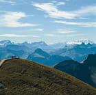 Le sommet du Moleson  - OT de la Suisse ( Swiss Image )