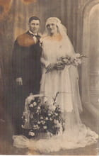 Mariage de mes Grands-Parents - BRIGITTE DELAMOTTE