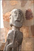 Statue bois - Pierre BACON