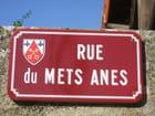 Nom de rue à l'ancienne - ODILE LANGLOIS