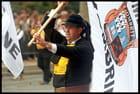 Porte drapeau de Bretagne -