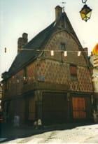 Maison du XV ème siècle - Violette LUTZ