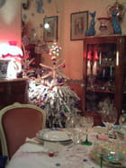 Table de Noël - Genevieve LAPOUX