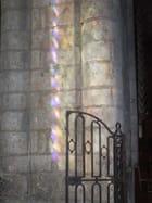 Reflets sur pilier - Patrice PLANTUREUX