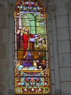 Vitrail (saint Martin) - Patrice PLANTUREUX