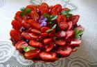 Tarte aux fraises - Jacqueline DUBOIS