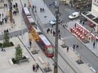 Le tram vue de la grande roue par LAURENT VIALATTE sur L'Internaute