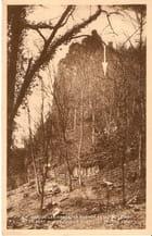 Le rocher - jean claude audouin