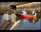 Reflets sur l'eau - Serge AGOMBART