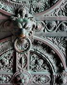 Une belle porte - Simone Dominati