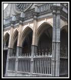 Porche de la Cathédrale - Marie-Christine JACQUES