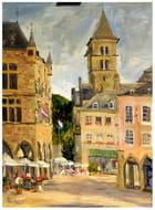 Echternach (Luxembourg) - Abdellatif Zeraïdi
