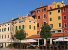 Rovigno en Croatie - serge piguet