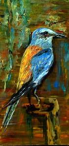 L'oiseau de rêve - Régina MASSON