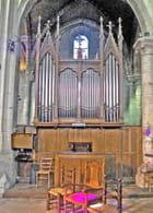 Le petit orgue 1900 de Saint Clément - Jean Claude ALLIN