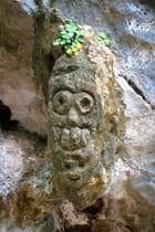 Sculpture rupestre par Patrick PERALTA sur L'Internaute